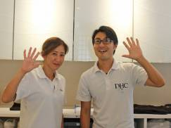 8周年の感謝をこめて@赤沢フィットネスクラブ