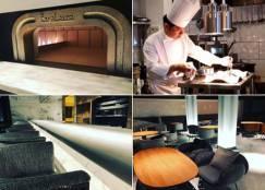 白土煉瓦は調理に適していて特に遠赤外線の効果は驚くほど。