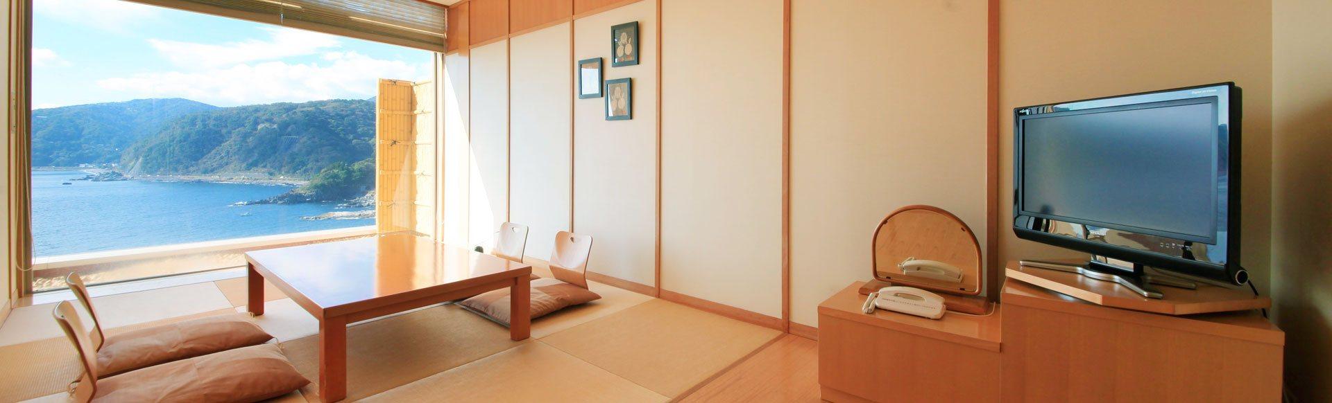 露天風呂付き個室
