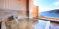露天風呂付個室